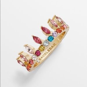 NWOT Baublebar Ring- Size 7